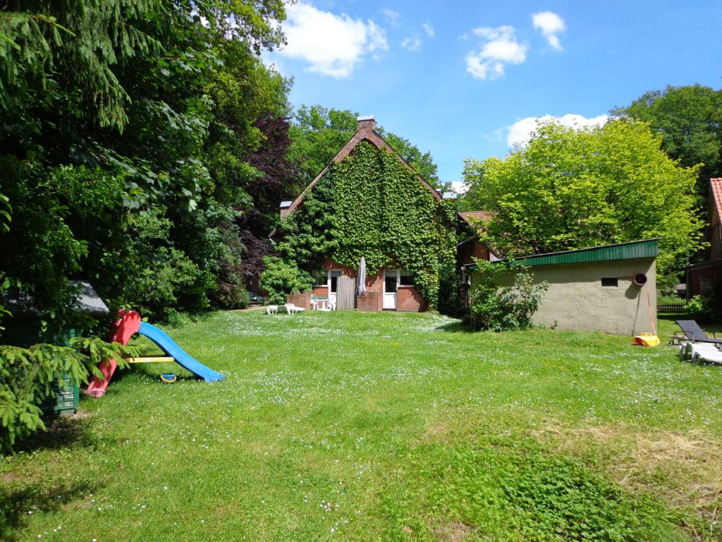 Garten von FeWo 5+6