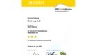Wohnung 5 DTV Urkunde