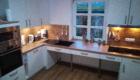 Küche in Wohnung 1