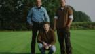 Chefs vom Heide Rollrasen