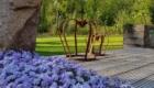 Garten, Blumen,Deko