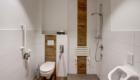 Badezimmer Gruppenraum